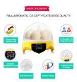 Preiswertester Preis-Minigeflügel Egg Inkubator für Familien-Gebrauch