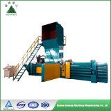 Cer garantierte horizontale hydraulische Ballenpresse mit der großen Kapazität