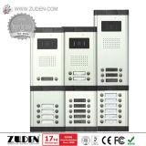 Multi Wohnungs-videotür-Telefon für inländisches Wertpapier