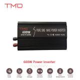 Hersteller 600W DC12V/24V \ 48V zu AC110V/220V/230V weg Rasterfeld-vom reinen Sinus-Wellen-Energien-Solarinverter