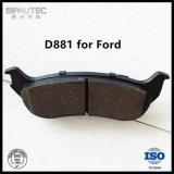 포드 Cl3z-2200-a를 위한 중국 Manufacturer Auto Car Rear Brake Pads