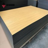 Precio de fabricante Buscar madera Panel Compuesto de Aluminio