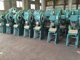 Las series J23-100 abren el tipo máquina fijada de la prensa de la mesa de trabajo para la hoja de metal
