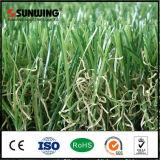 Hierba artificial natural de Sunwing para ajardinar