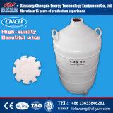 Eiscreme, die Becken flüssiger Stickstoff-Behälter herstellt