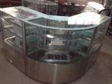 Refrigerador comercial de confiança do bolo do indicador com Ce