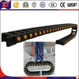 Plástico cadena de arrastre industrial / cable de remolque