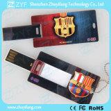 De mini Aandrijving van de Creditcard 16GB USB met het Embleem van de Douane (ZYF1833)