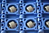 Polia Lateral tapete plástico do tipo correia transportadora modular Superior