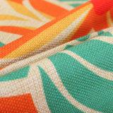 正方形18のX18インチのカスタムデジタルによって印刷されるクッションカバー綿の麻布