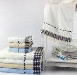 Handdoeken de van uitstekende kwaliteit van Twee Reeksen met het Spinnen Siro voor Hotel