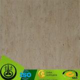 Eindrucksvolles Melamin-Papier mit hölzernem Korn für Dekoration
