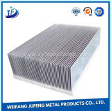 Customized Aluminum Profiles Radiator for Induction Cooker/Welding Machine/Security Camera