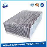 Kundenspezifischer Aluminiumprofil-Kühler für Induktions-Kocher/Schweißgerät/Überwachungskamera