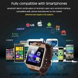 Telefoon van de Pols van het Horloge van Bluetooth de Slimme Androïde Sync of ISO Dz09