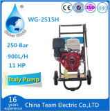Gasolina móvil de alta presión 250 bar