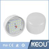 Iluminação da lâmpada do diodo emissor de luz da coluna da fábrica 18W de Guangzhou