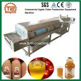 중국 판매를 위한 최고 상업적인 사과 사이다 Pasteurizer 장비 기계