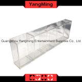 Chips de acrílico transparente de la caja (YM-CT11)