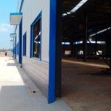 Diseño prefabricado del palmo largo eficaz del trabajo prefabricado de la estructura de acero
