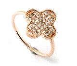 Bello anello R10575 dei monili dell'argento della perla dell'acqua dolce dell'argento di disegno