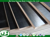 High Quality Guarantee Construction Formwork Panel with Anti-Slipway and Black/Brown Film