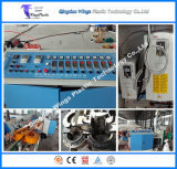 Ondulatore, macchina ondulata a parete semplice del tubo, linea di produzione ondulata del tubo