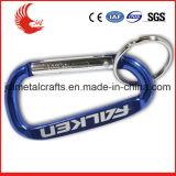 Guangzhou Keychain liefert preiswertes Verkaufs-Bergsteigen Keychain
