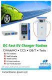 /CCS gelijkstroom van Chademo de Snelle Lader van het Elektrische voertuig voor Haven Nissan