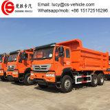 판매를 위한 HOWO 360HP 6X4 쓰레기꾼 트럭