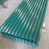 0.23mm Farben-überzogene gewölbte Stahlblech-Dach-Fliese