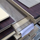 [3.5مّ] خشب سطح [سبك] فينيل أرضية لونية مع طقطقة تصميم