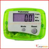 Podómetro Bluetooth, relógio impermeável do podómetro
