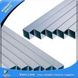 Tubo rettangolare dell'acciaio inossidabile ASTM304