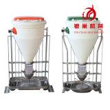 Poupe mais eficaz dos alimentos secos e molhados Alimentador Automático de porco// Drriving Silo de Alimentação do Sistema do Alimentador