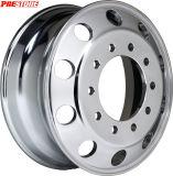 La Chine usine de pneus de camion de voiture en alliage aluminium Tubeless Jante de roue de tube 22.5X8.25 22.5X9.009.75 22,5 X 22,5 X 24,5 X8.25 7,5 V11.75-20 8.00V-20 8.50-24