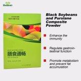 Fabricant de haricots noirs, noir de la poudre de soja et de pourpier poudre composite pour le renforcement de l'immunité (2g/ sac sacs *30)