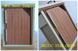 Bois de qualité supérieure en plastique porte Porte composite/WPC/Porte en PVC
