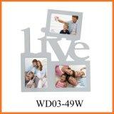 2013 Новый Стиль MDF рамка для фотографий (WD03-49W)
