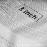 Erster Grad-gesponnenes elastisches aushärtendes Nylonband des vulkanisierten Gummis