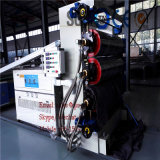Ligne libre chaîne de production de panneau de mousse de PVC de PVC machine en plastique d'extrusion de panneau de mousse de PVC de machine de panneau de mousse de PVC d'extrudeuse de panneau libre de mousse de PVC