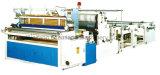 Lacre y perforación automáticos Rewinder del recorte de la máquina del papel higiénico 2800