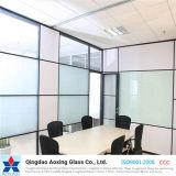 1-19m m ultra claro, vidrio de flotador teñido claro, de bronce, gris, azul, verde