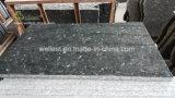 エメラルドの真珠の緑の花こう岩の床タイル
