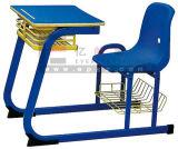 단 하나 학생 학교 가구 책상과 의자 조정 목제 금속 책상