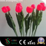 Indicatori luminosi materiali del tulipano dell'unità di elaborazione LED della decorazione del giardino