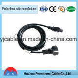 2X2.5mm Cobre / Latão PVC Isolado Flat Electric Twin and Earth Cable