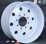 17,5 X6.75 грузового прицепа для тяжелого режима работы стальной колесный диск