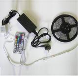 Aprobación del CE de las luces de tira del RGB LED