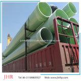 FRPのガラス繊維のフィラメントの巻上げの管の配水管